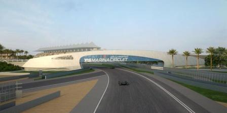 Presentado el circuito de Abu Dhabi, anunciada la cancelación del GP de Francia