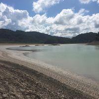 Una laguna de la selva Lacandona se secó en 15 días, y aunque el fenómeno es normal, la sequía en Chiapas no tiene precedentes