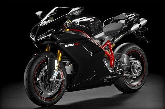 Ducati 1198 SP, mejorando lo presente