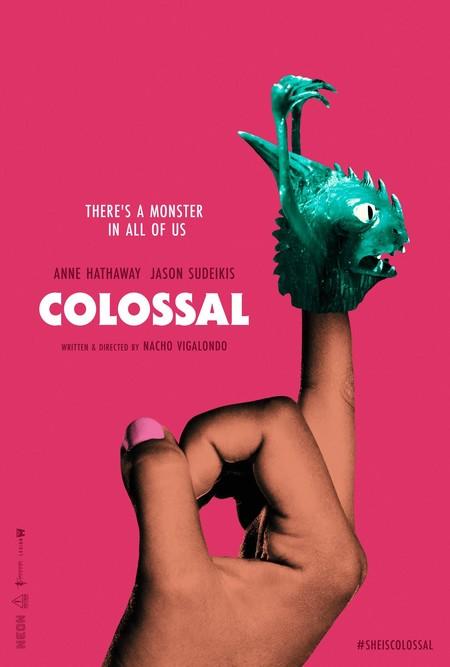 Póster de Colossal
