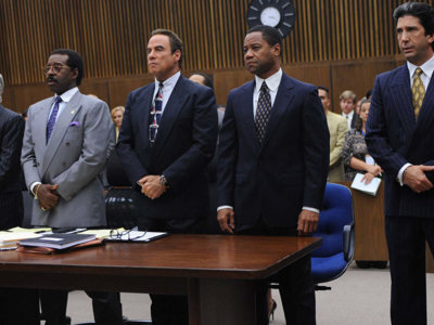 'The People v O.J. Simpson' ha salido redonda