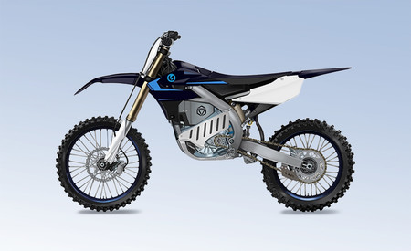 Yamaha Motocross Electrica Proyecto 2020 3