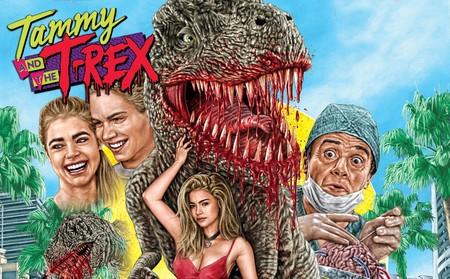 Cutrecon 2020: 'Tammy and the T-Rex' es un delirio noventero jurásico indescriptible con Paul Walker y Denise Richards