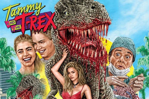 Cutrecon 2020: 'Tammy and the T-Rex' es un delirio noventero jurásico indescriptible con Paul Walker y Denise Richards
