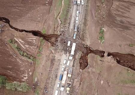 África se está dividiendo en dos en vivo y en directo: cada vez parece más claro que el Gran Valle del Rift acabará convertido en un nuevo océano