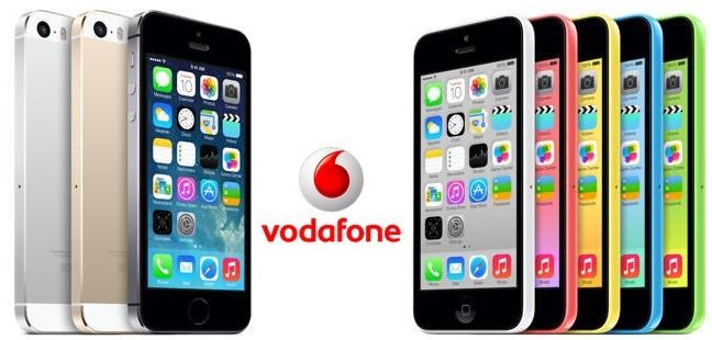 Iphone 5c deals vodafone