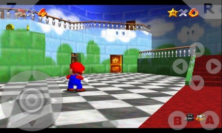 Sm64 Emulator Android
