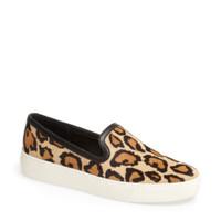 Zapatillas leopardo Celine clon sneakers slip ons Sam Edelman