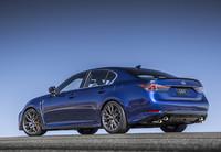 Lexus GS F 2016, ahora en vídeo