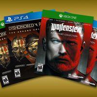 Juegos de Bethesda de oferta en Amazon México: colecciones de 'Wolfenstein' y 'Dishonored' para PS4 y Xbox por menos de 600 pesos
