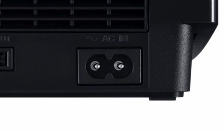 PS3 Slim AC connector