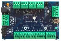 Hummingbird, para que niños y mayores creen y programen sus propios robots