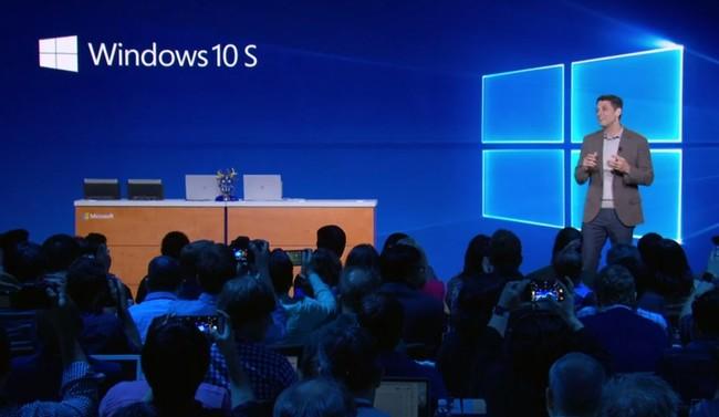 Presentacion Windows 10 S
