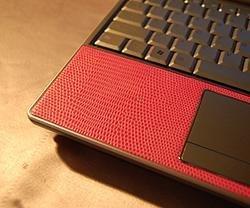 Asus S6, portátil cubierto de piel