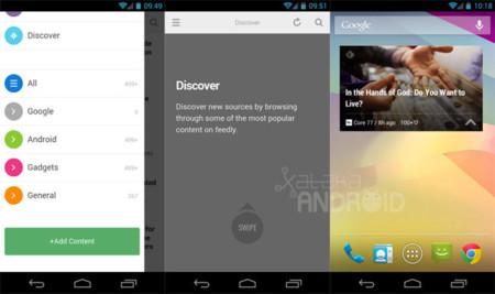 Feedly 17 para Android
