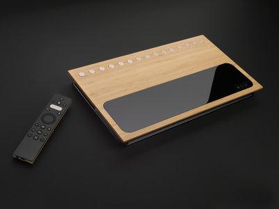 Caavo quiere ser el sistema de control remoto universal para quienes tienen multitud de equipos conectados al televisor