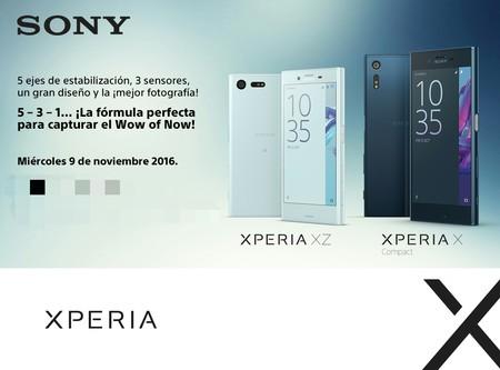Xperia Xz X Compact Mexico 9 Noviembre