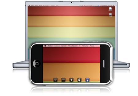 Mocha VNC Lite: extiende tu ordenador a tu iPhone