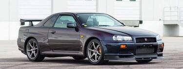 ¡Saquen los ahorros! Este Nissan Skyline GT-R V-Spec está siendo subastado por varios millones de pesos