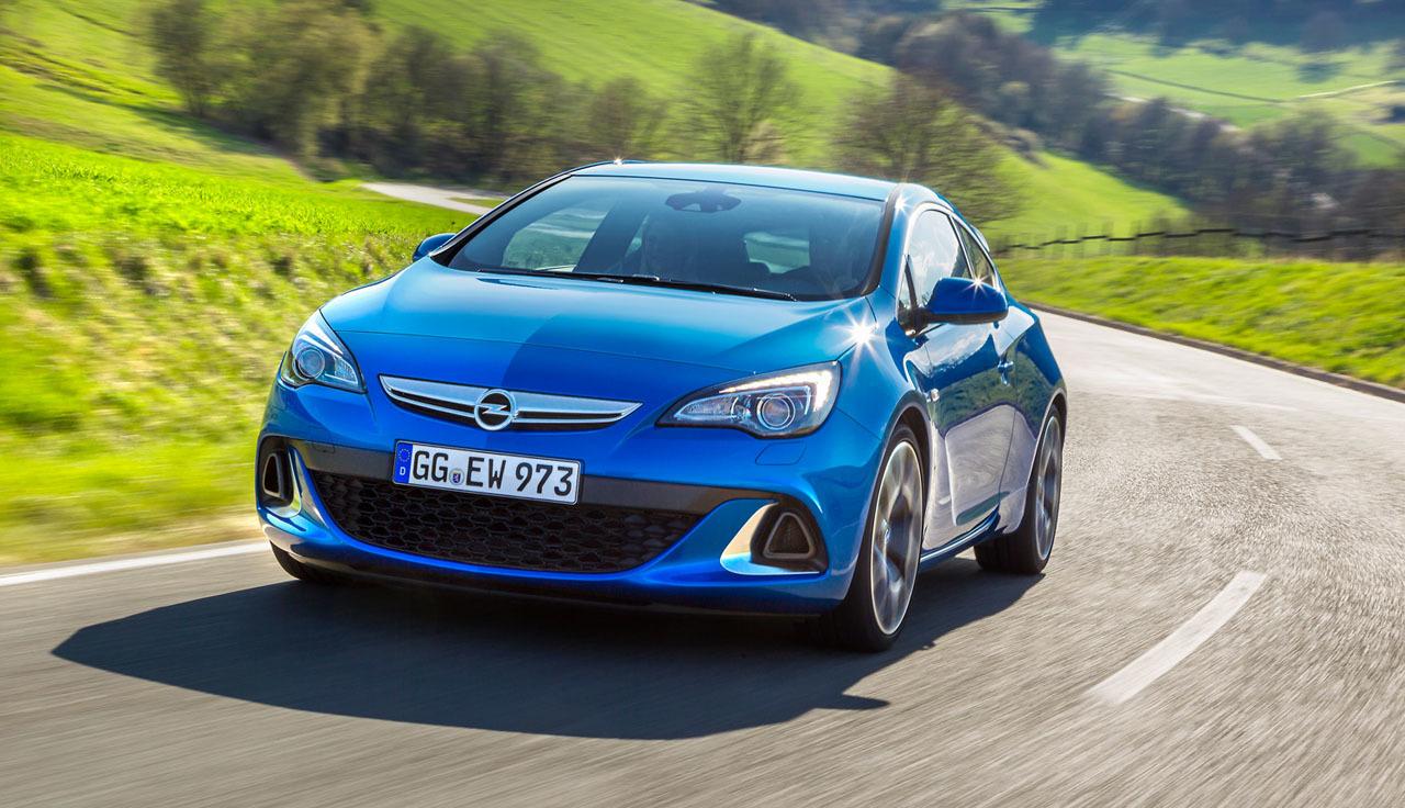 Foto de Opel Astra OPC (24/46)