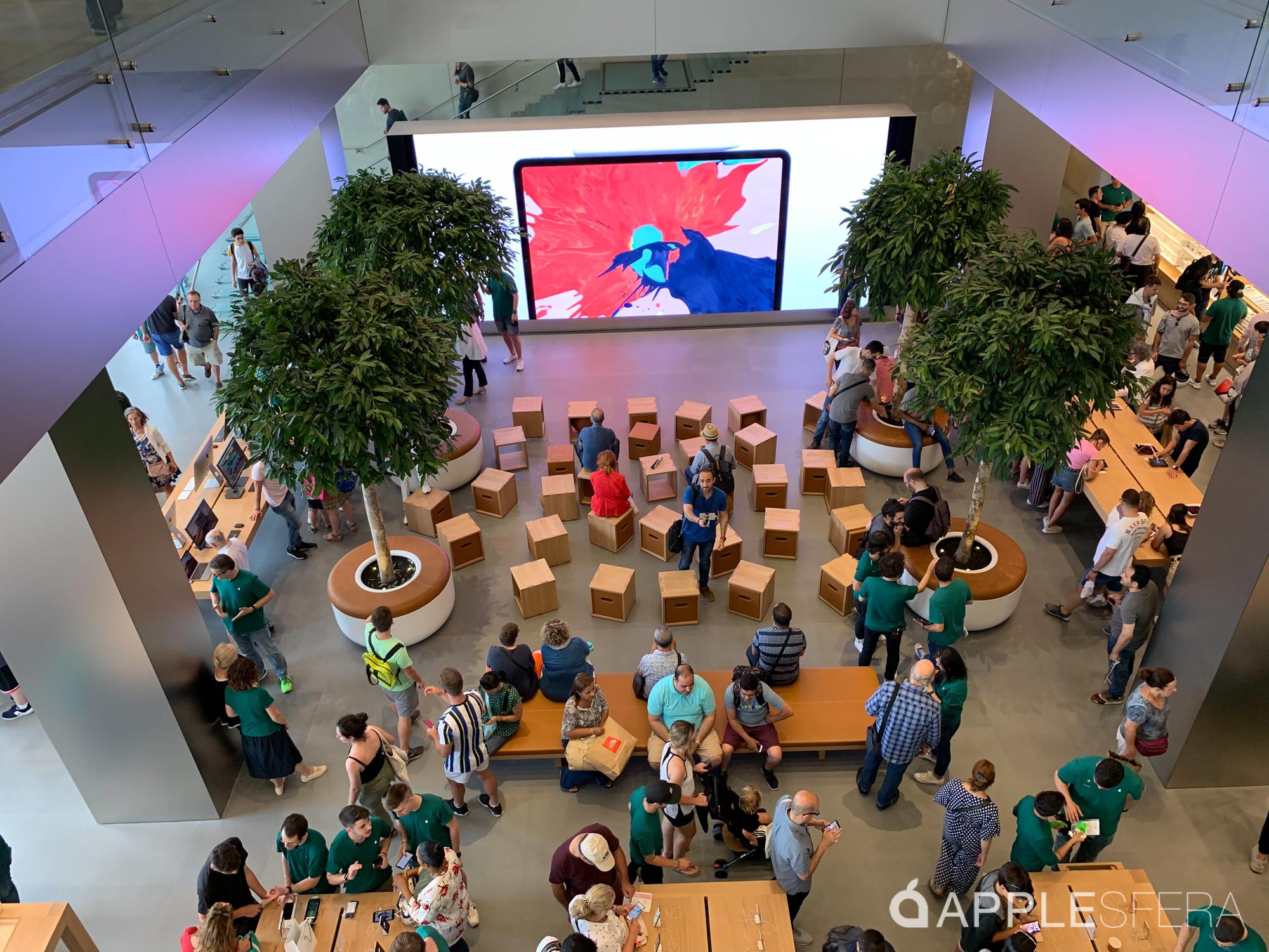 Foto de Apple Store Passeig de Gràcia (17/28)