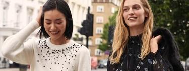 La vida en blanco y negro no es aburrida y H&M se encarga de mostrarlo a base de perfectos estilismos