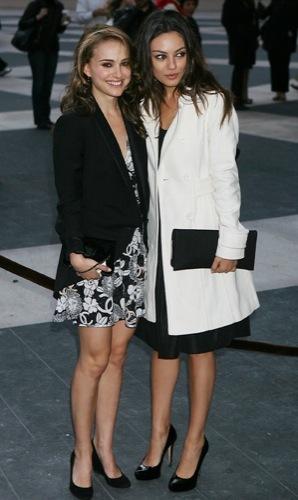 Natalie Portman y Emmy Rossum, dos estilos unidos por el ballet