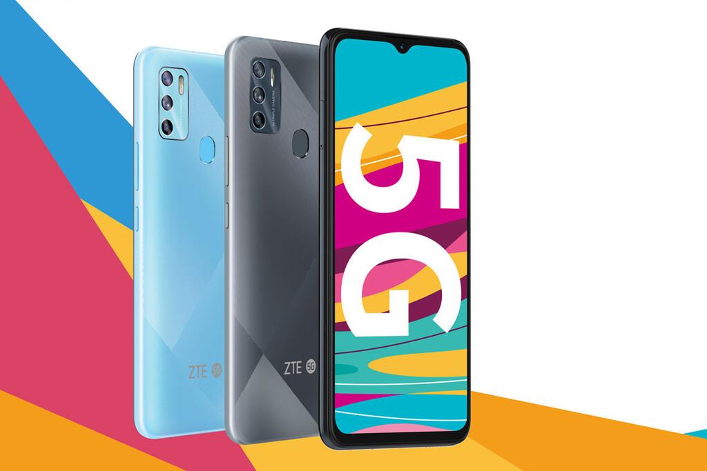ZTE Blade 20 5G: el MediaTek Dimensity 720 está de popularidad entre los móviles 5G baratos