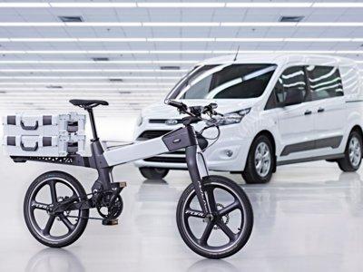Bicis eléctricas, apps y coches. Ford se reinventa como fabricante