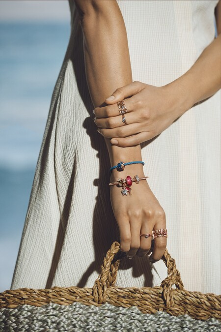 coleccion de joyas de verano de pandora