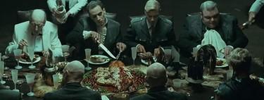 `` The hole '': es `` Next Floor '', el cortometraje de Denis Villeneuve que parece un boceto del éxito de Netflix