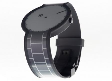 FES, el reloj de tinta electrónica hecho por Sony, ya tiene precio y fecha de lanzamiento