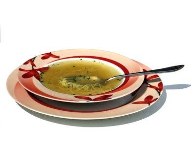 La sopa, un alimento muy recomendable para el invierno