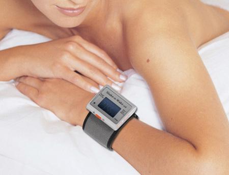 Shake n Wake, un reloj que te despierta sólo a ti.