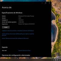 Así luce la barra de tareas de Windows 10 con los nuevos iconos dinámicos que ya prueba Microsoft