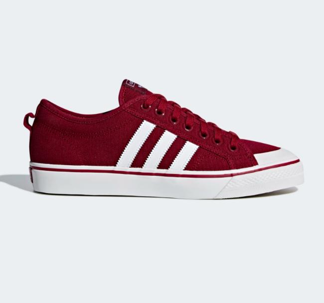 En la web de Adidas tenemos las zapatillas Nizza por 34,98 euros y envío gratis