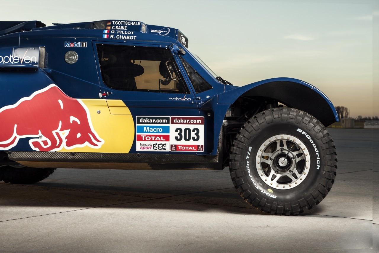 Foto de SMG Buggy - Dakar 2014 (12/24)