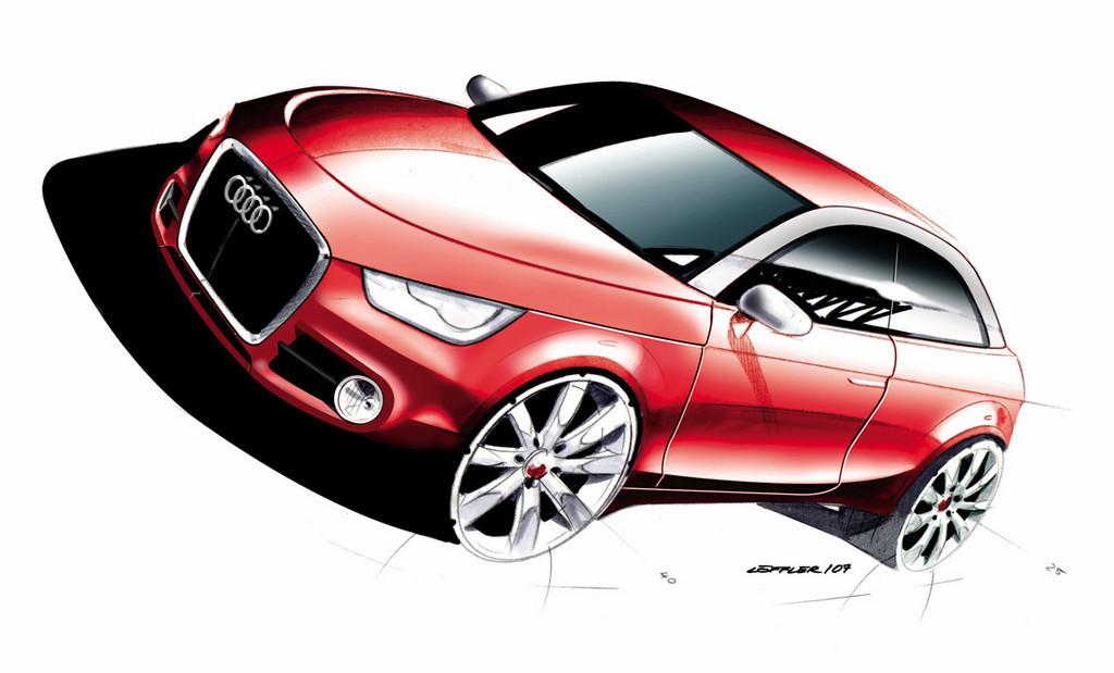Foto de Audi A1 Metroproject Quattro Concept (27/35)