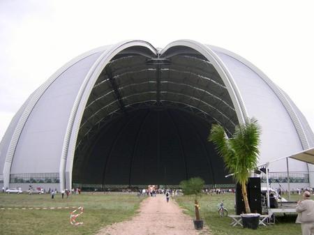 Cargolifter Hangar
