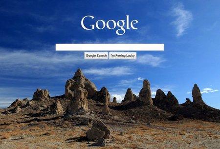 Configura la pagina de inicio de Google con tus propias fotos
