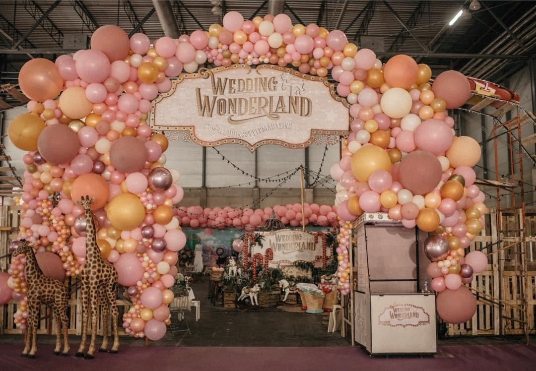 Decoración con globos: 20 ideas para decorar eventos