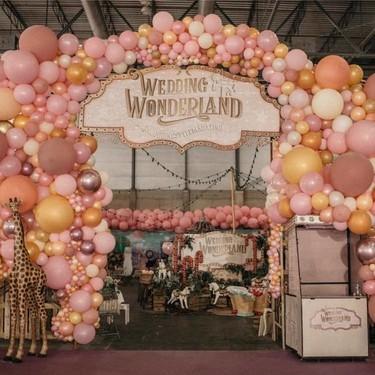 Alerta tendencia: La decoración con globos lo está petando. Inspírate con estos montajes para tus fiestas y eventos