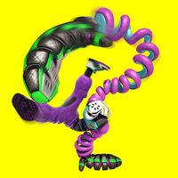 Conoce a Kid Cobra, el luchador con brazos serpentinos de ARMS, en el escenario más loco del juego