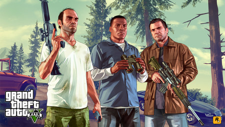 GTA V es el videojuego más vendido en Estados Unidos desde 1995