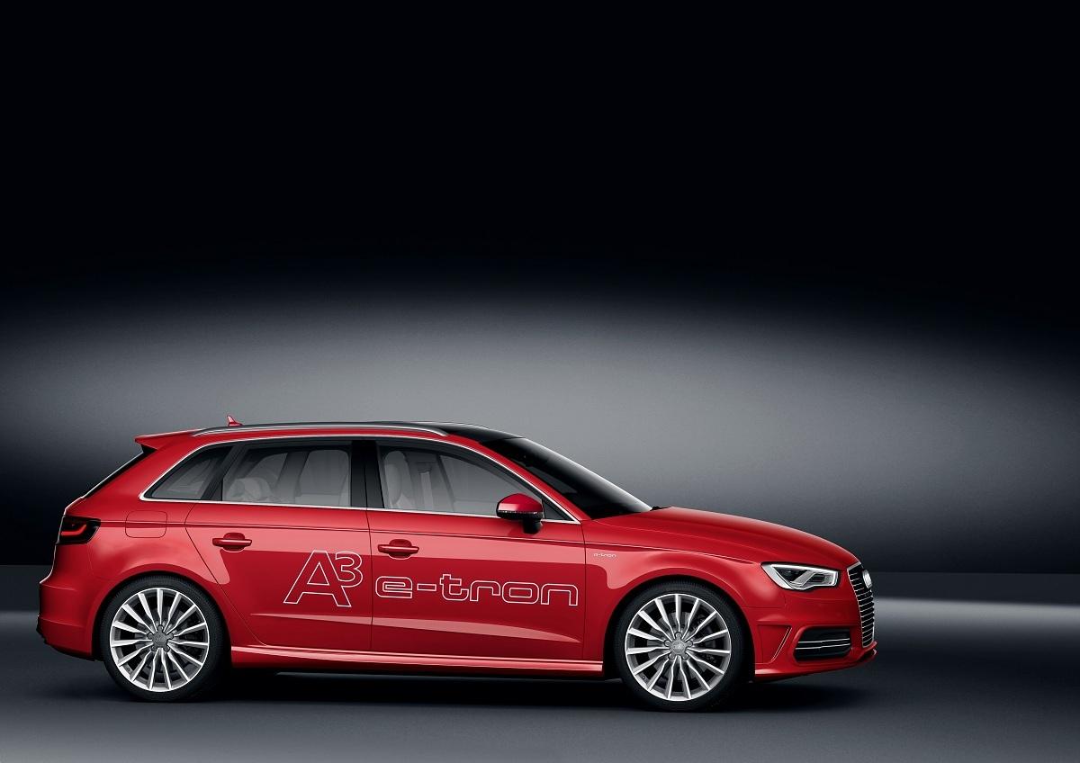 Foto de Audi A3 e-tron (1/6)