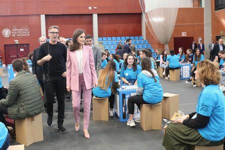 Reina Letizia Premios Princesa De Girona 3