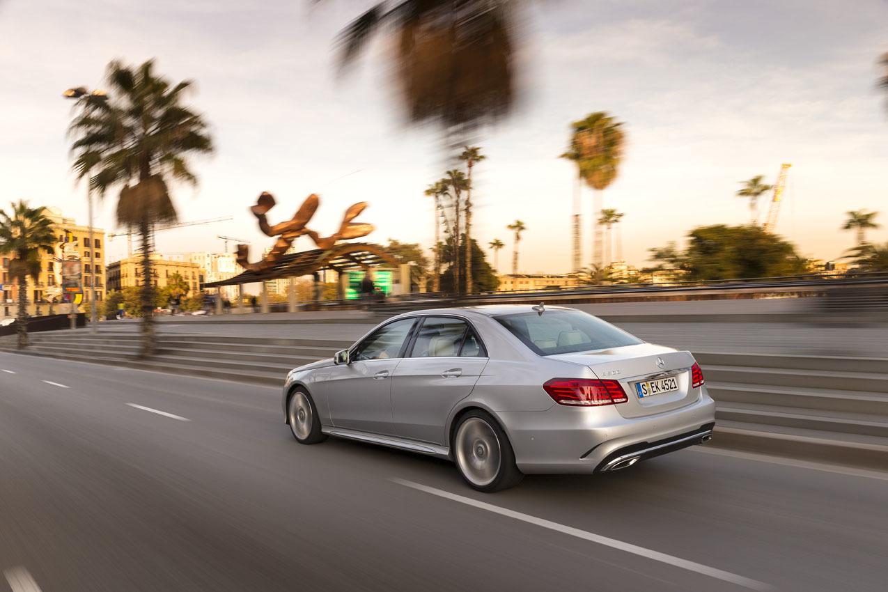 Foto de Mercedes-Benz Clase E 2013 (presentación) (6/48)