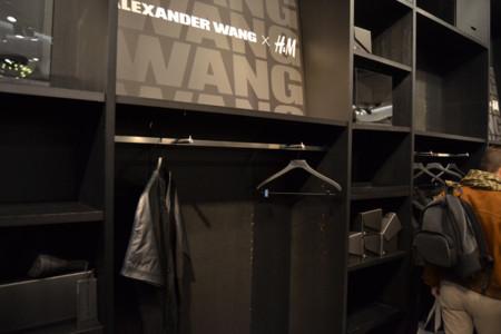 Wang percha agotado