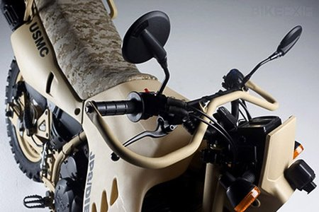 Hayes M1030, moto militar diesel