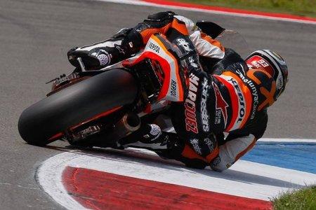 MotoGP Holanda 2012: poles para Sandro Cortese, Casey Stoner y Marc Márquez
